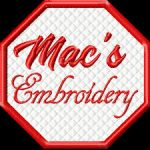 Mac's Embroidery