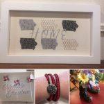 Art, Decor, jewelry, floral