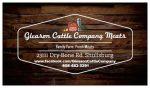 Gleason Cattle Company Meats