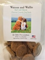 Beef & Bacon Flavored Crunchy Dog Treat