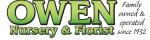 Owen Nursery and Florist