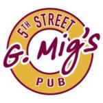 G. Mig's 5th Street Pub