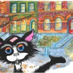 Alfonso Goes Home – book for children